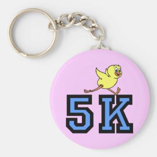 Cute 5K Keychain