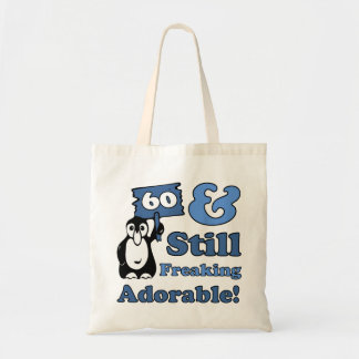 Cute 60th Birthday For Women Tote Bag