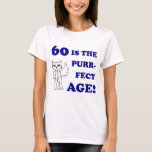 Cute 60th Birthday Present T-Shirt