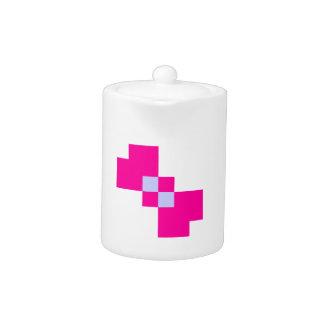 Cute 8 Bit Pixel Bow