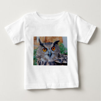 cute ,a wise owl baby T-Shirt