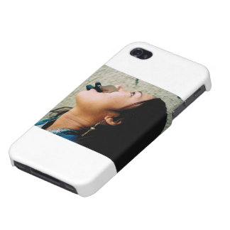 Cute Action Girl Cases For iPhone 4