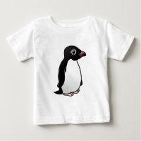 Adelie Penguin Baby Fine Jersey T-Shirt