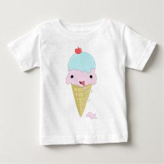 Cute adorable cartoon ice cream children's design baby T-Shirt