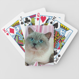Cute Adorable Cats Bicycle® Playing Cards Bicycle Playing Cards