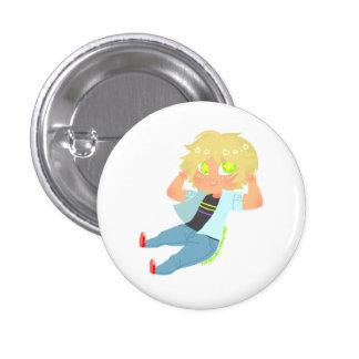 Cute Adrien Agreste Button