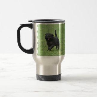 Cute Affenpinscher Dog Coffee Mugs