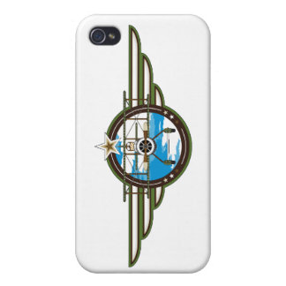 Cute Airforce Pilot and Biplane iPhone 4 Covers