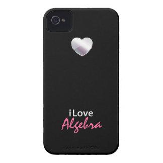 Cute Algebra iPhone 4 Case-Mate Cases