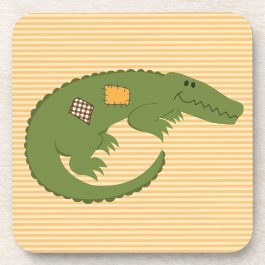 Cute Alligator Coaster