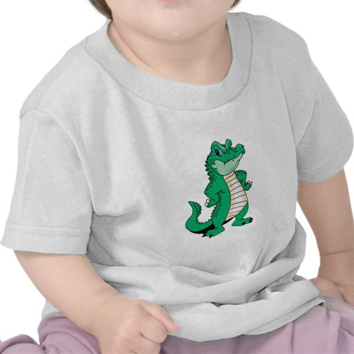 Cute Alligator  T-shirt