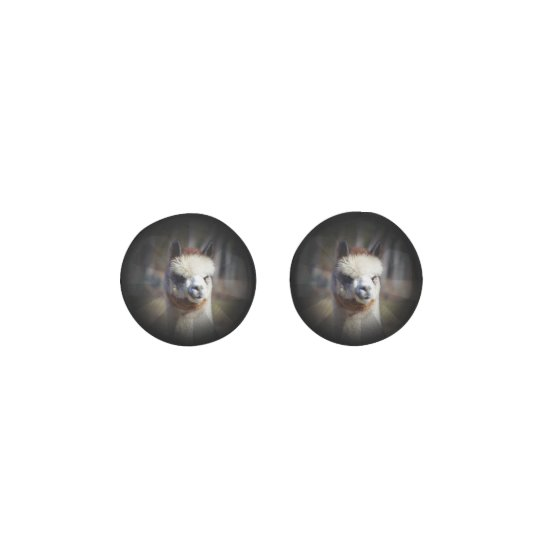 Cute Alpaca Earrings