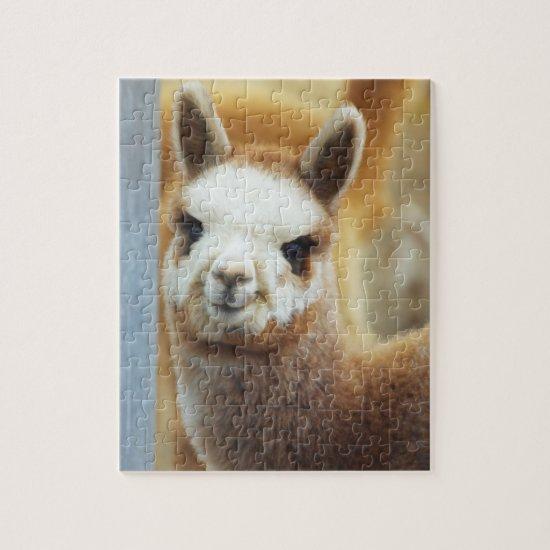 Cute Alpaca Puzzles