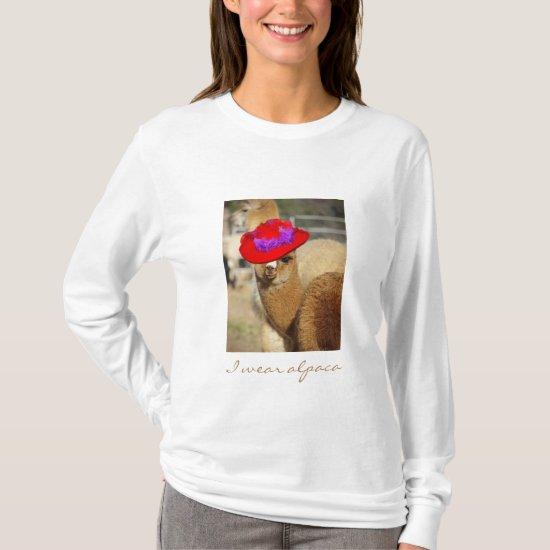 Cute Alpaca T-Shirt
