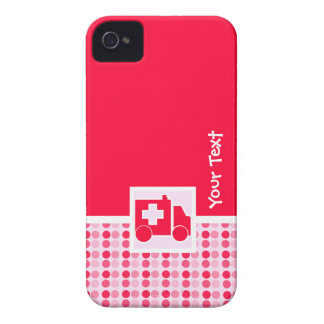 Cute Ambulance iPhone 4 Case