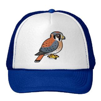 Cute American Kestrel Mesh Hats