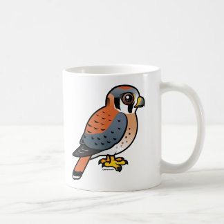 Cute American Kestrel Mugs