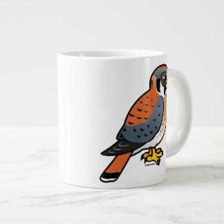 Cute American Kestrel Extra Large Mug