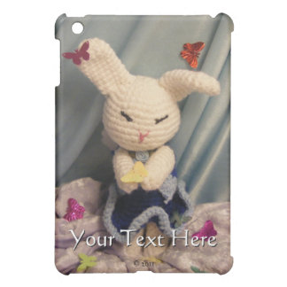 Cute Amigurumi Bunny Rabbit Cover For The iPad Mini