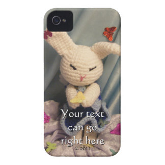 Cute Amigurumi Bunny Rabbit iPhone 4 Case