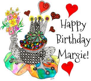 happy birthday margie Happy Birthday Margie Gifts on Zazzle happy birthday margie