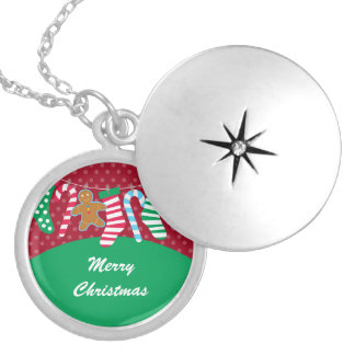 Cute and Colorful Christmas Stockings Custom Jewelry