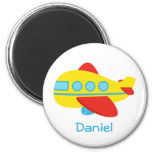 Cute and Colourful Passenger Aeroplane Fridge Magnets