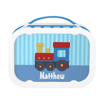 for boys lunch boxes zazzle. Black Bedroom Furniture Sets. Home Design Ideas