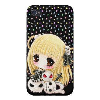 Cute and cool iPhone 4 cover