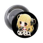 Cute and cool pinback buttons