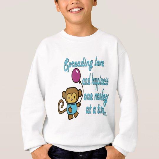 Cute and Cuddly Animals Sweatshirt