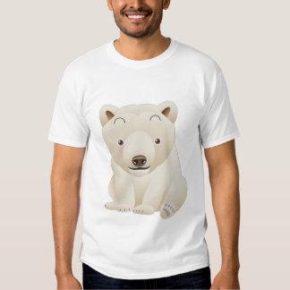Cute and Cuddly Baby Polar Bear T-shirt