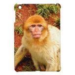 cute and curious monkey iPad mini covers
