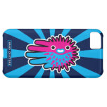 Cute And Dangerous Puffer Fish iPhone 5C Cover