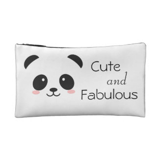 Cute and Fabulous Small Handbag Makeup Bag