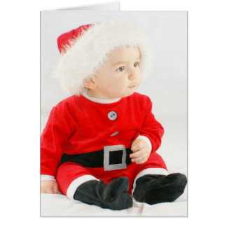 Cute and Funny Christmas Card - Baby Poop Gift