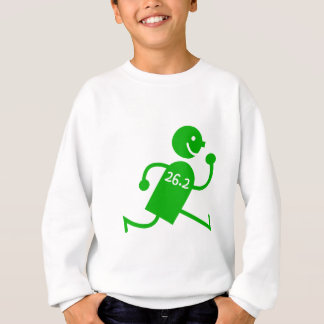 Cute and funny marathon sweatshirt