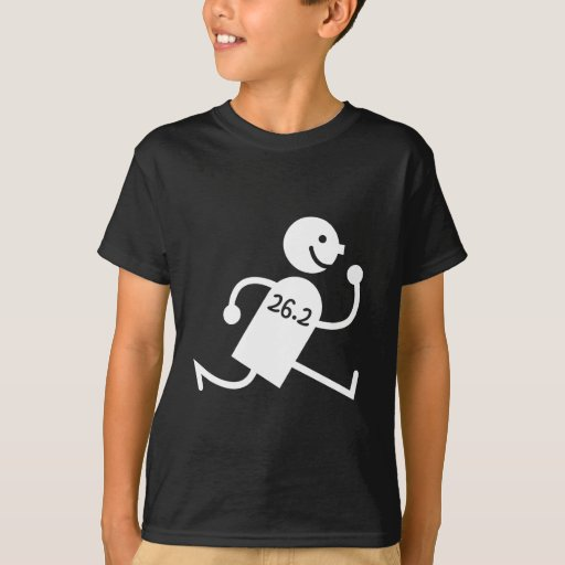 Cute and funny marathon T-Shirt