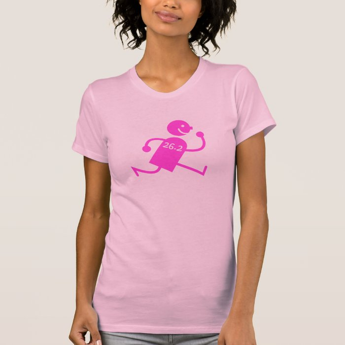 Cute and funny marathon T-Shirt