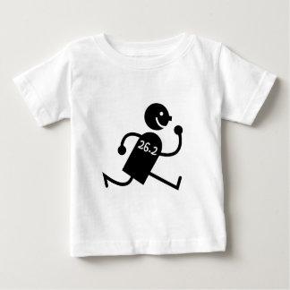 Cute and funny marathon tee shirt