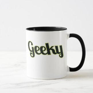 Cute and Geeky Mug