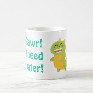 Cute and happy Dinosaur for Kids Mug
