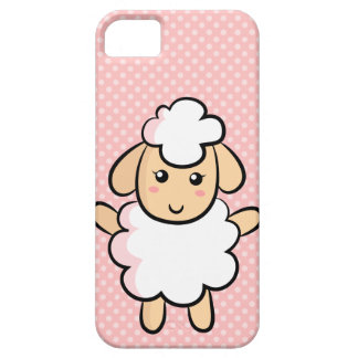 Cute and Happy Sheep iPhone SE/5/5s Case