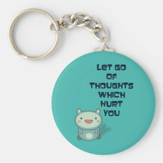Cute and Inspirational Encouraging Quote Key Chains