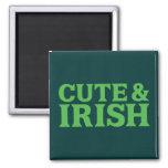 Cute and Irish Magnet