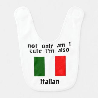 Cute And Italian Bib
