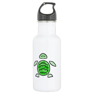 Cute and Kawaii Sea Turtle Stainless Steel Water Bottle