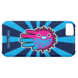 Cute and Poisonous Puffer Fish Cover For iPhone 5C