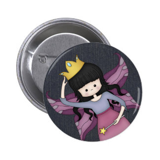 Cute and Whimsical Little Fairy Princess Girl Pins