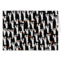Cute and Whimsical Piles of Penguins